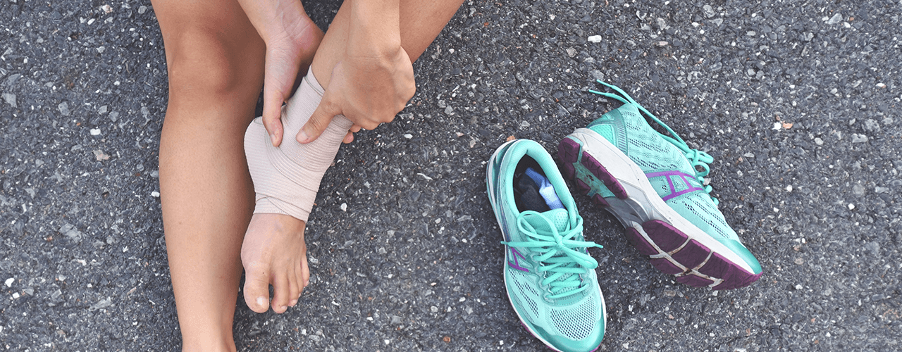 foot and ankle pain loop pt