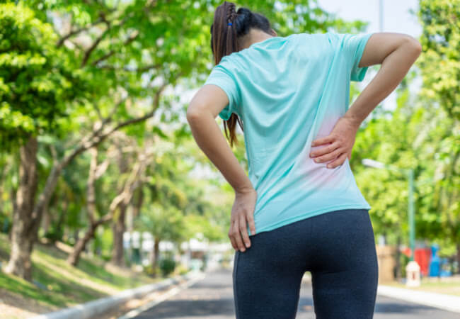 Don't Ignore Your Back Pain!