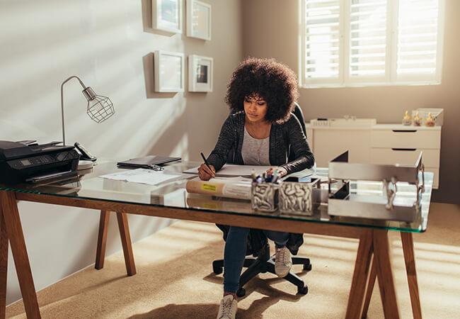 home office ergonomics
